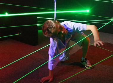 Laser Maze/Beam Buster