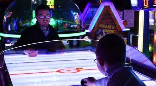 Arcade in Sioux Falls