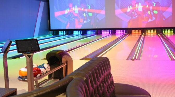 Hyper Bowling at Thunder Road Sioux Falls